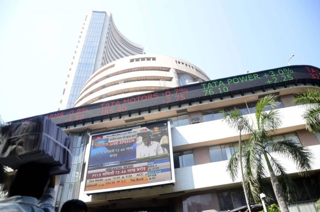 Nifty Flat Sensex Raises