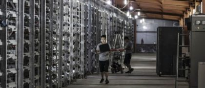 Chinese Crypto Miner Predicts