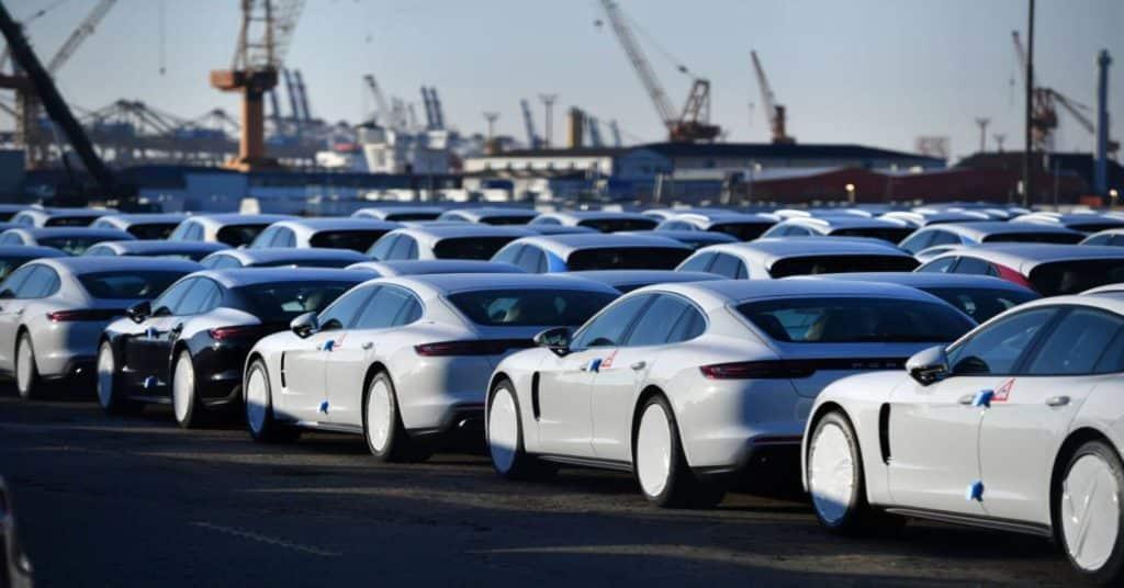 Germanys Trade Surplus