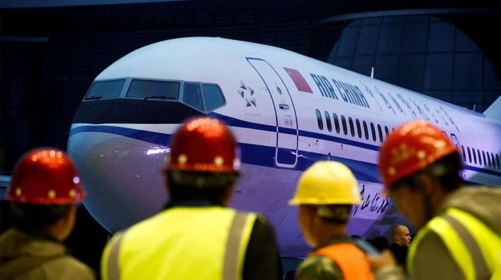 China Cancels Operation of Boeing 737 8 Planes Post Nairobi Crisis