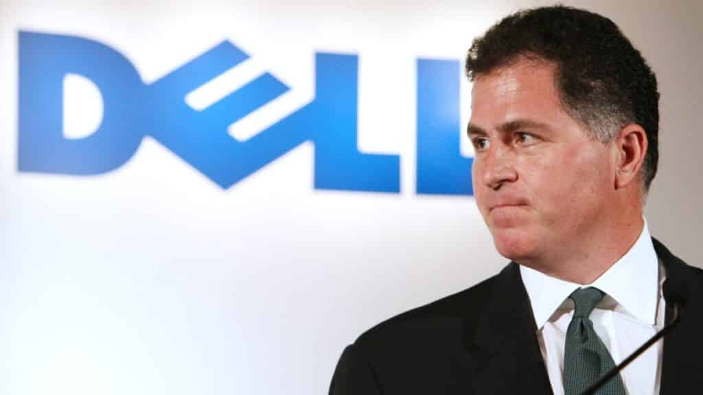 Dell No Longer Just a PC Company Says Michael Dell