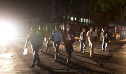 Electricity Blackout Strikes Venezuela
