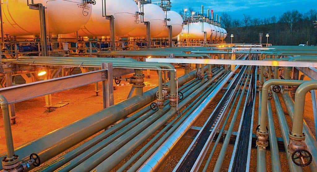 Indian LNG Terminals Will Continue