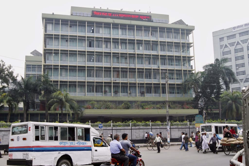 Philippines Bank Sues Bangladeshs Central Bank over Heist Allegations