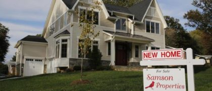 Service Sector New Home Sales Picks Up In The US