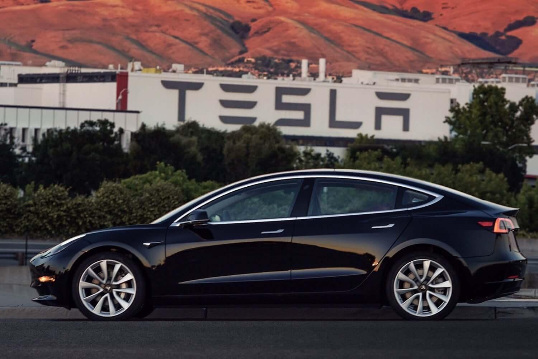 Tesla Cuts Price Of Its Model 3 Car Sedan