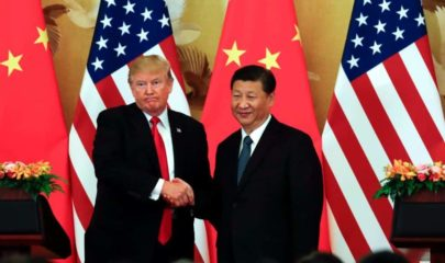 Trade Conflict US And China Blink Close To Making A Deal