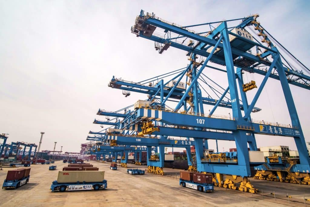 Trade Recession Feared as Chinas February Exports Nosedive