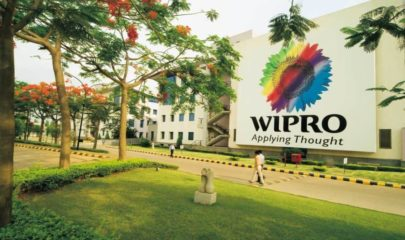 Wipro Share Prices Soar High After Bonus Issue Adjust Share Prices Rose by 4 Percent