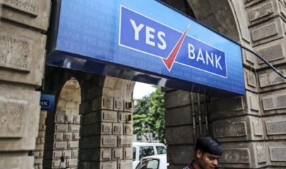 Yes Bank Shares Soar High