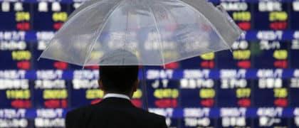 asian stock market jitter