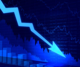 profit drop since 2011