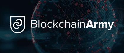 Blockchain Consulting Company - BlockchainArmy