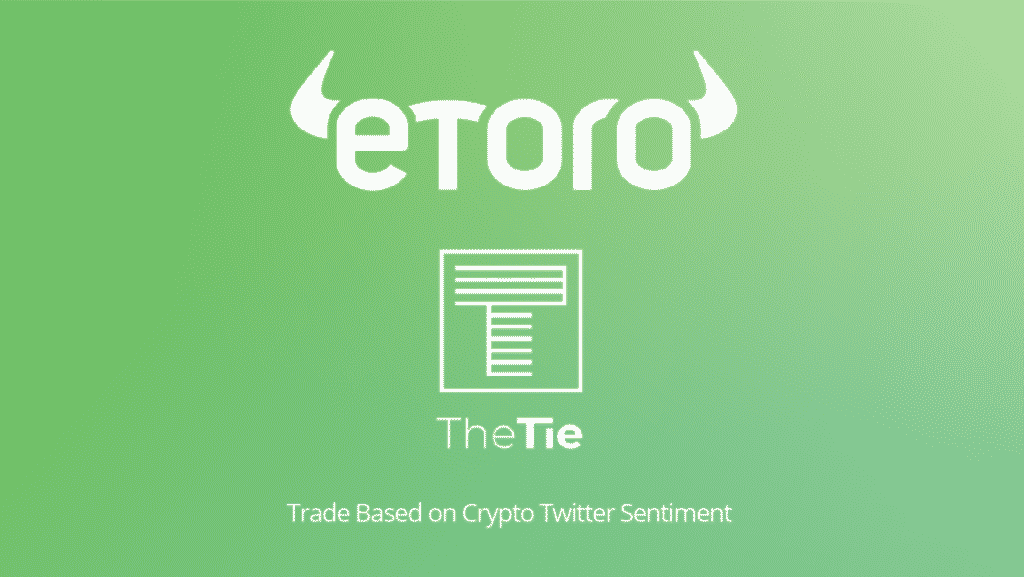 eToro Develops Unique Investment Strategies Based on Positive Sentiments Given on Twitter