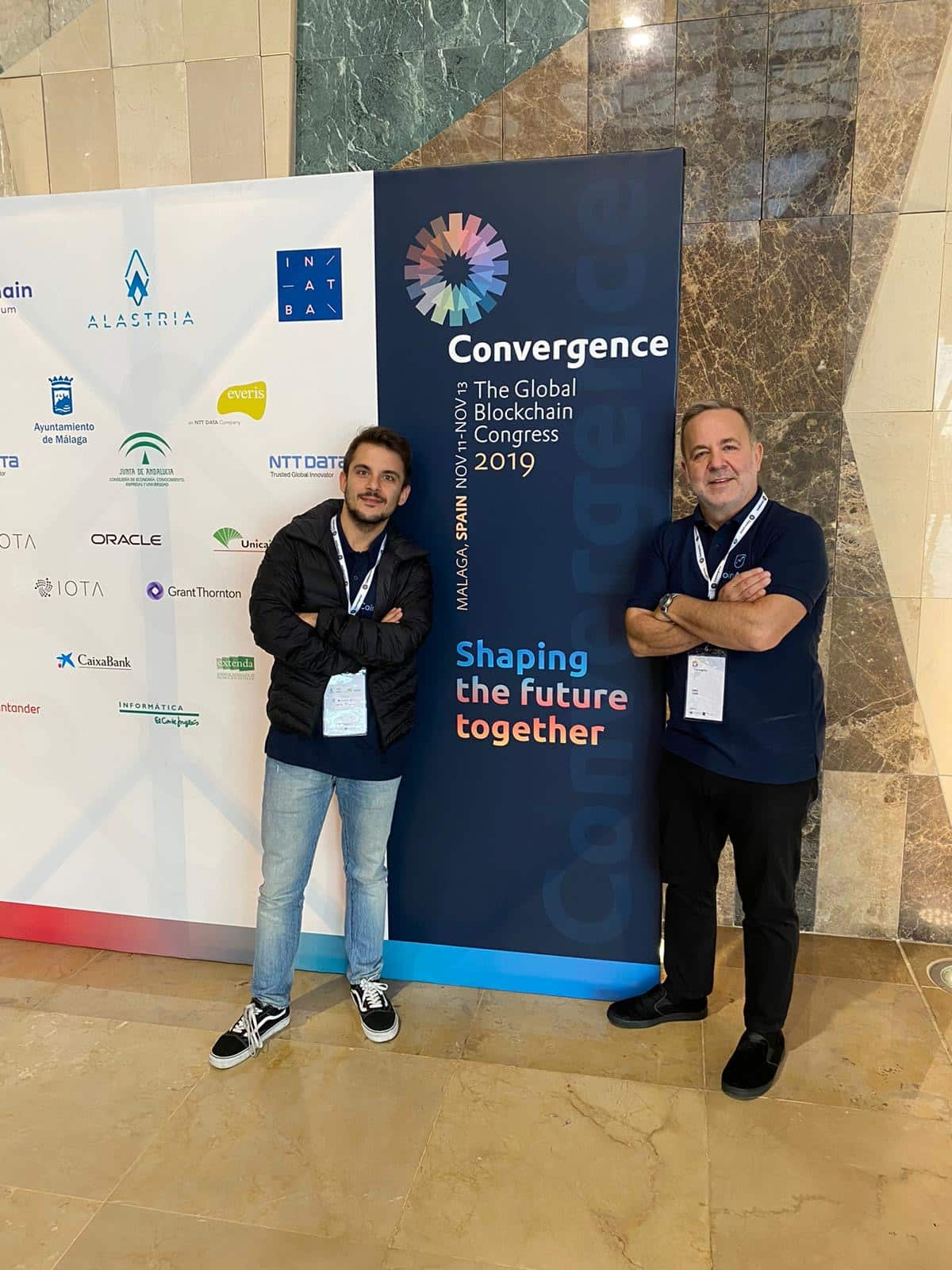 BlockchainArmy at Convergence 2019, The Global Blockchain Congress