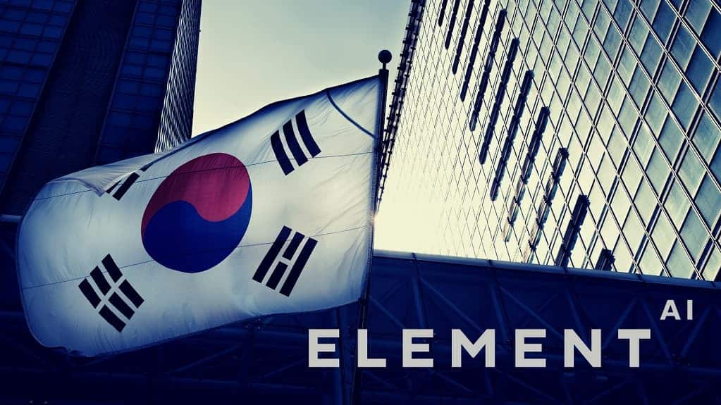 Element AI Open to Forming More Partnerships With South Korean Firms