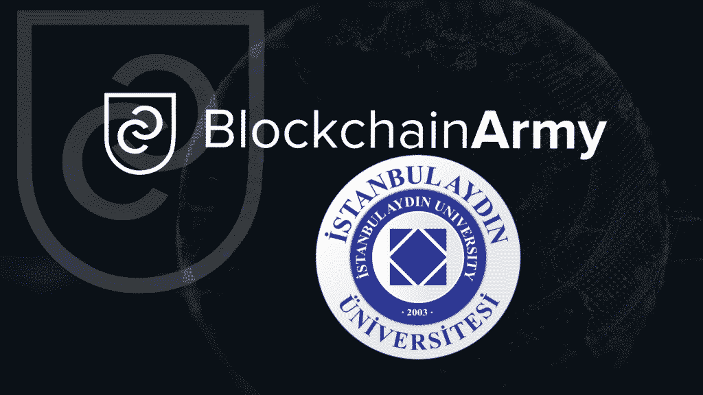 Blockchain and Education at Aydin University
