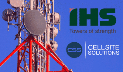 Nigerian Company IHS Towers Acquires Brazil's CCS From Goldman Sachs