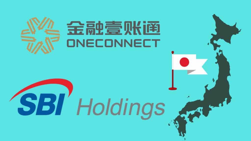 Ping An Insurance Group's Fintech Arm OneConnect Forms JV With SBI Holdings
