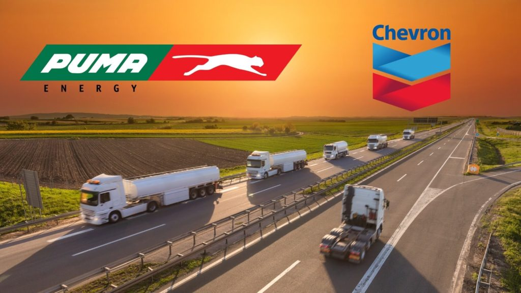 Chevron's Australian Arm to Acquire Puma Energy's Fuel Retail, Storage Business