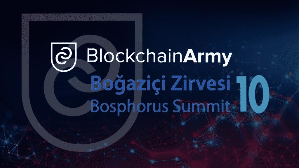Turns Moderator at Bosphorus Summit
