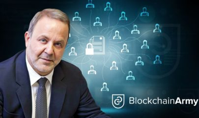 BlockhainArmy's Chairman Highlights Key Trends for Blockchain in 2020