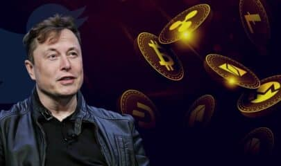 Crypto-linked Stocks Plunge After Musk's Tweet